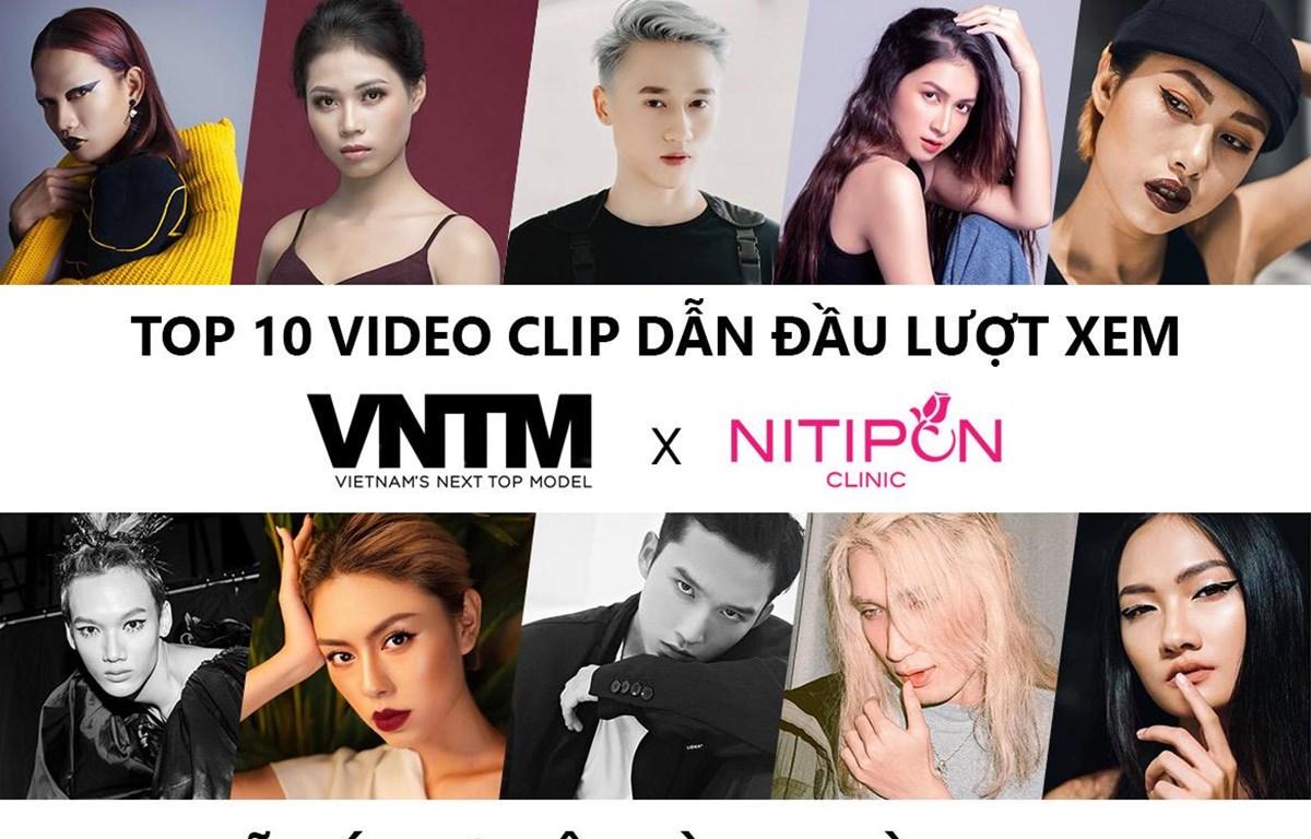 Vietnam's Next Top Model: Lộ diện top 10 'chiến binh' nổi bật mùa 9