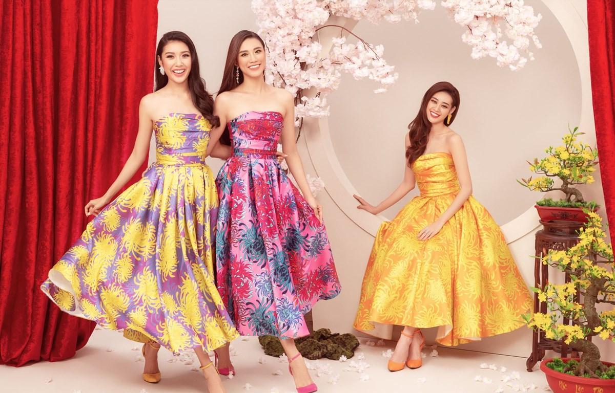 Top 3 Hoa hậu Hoàn vũ Việt Nam tiết lộ kế hoạch đón Tết