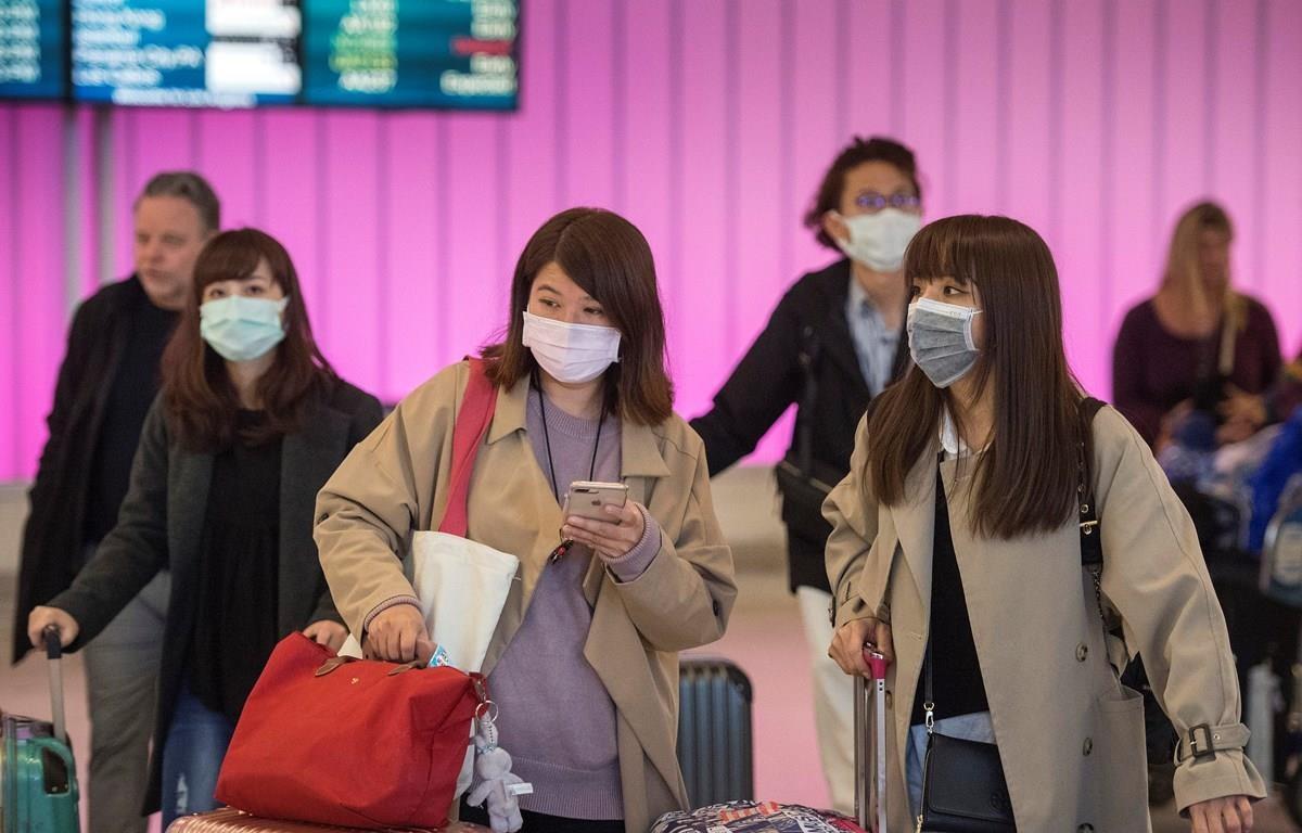 Việc tìm mua và đeo khẩu trang vào những dịch cúm là điều rất cần thiết để tránh lây lan bệnh dịch. (Ảnh:AFP/TTXVN)