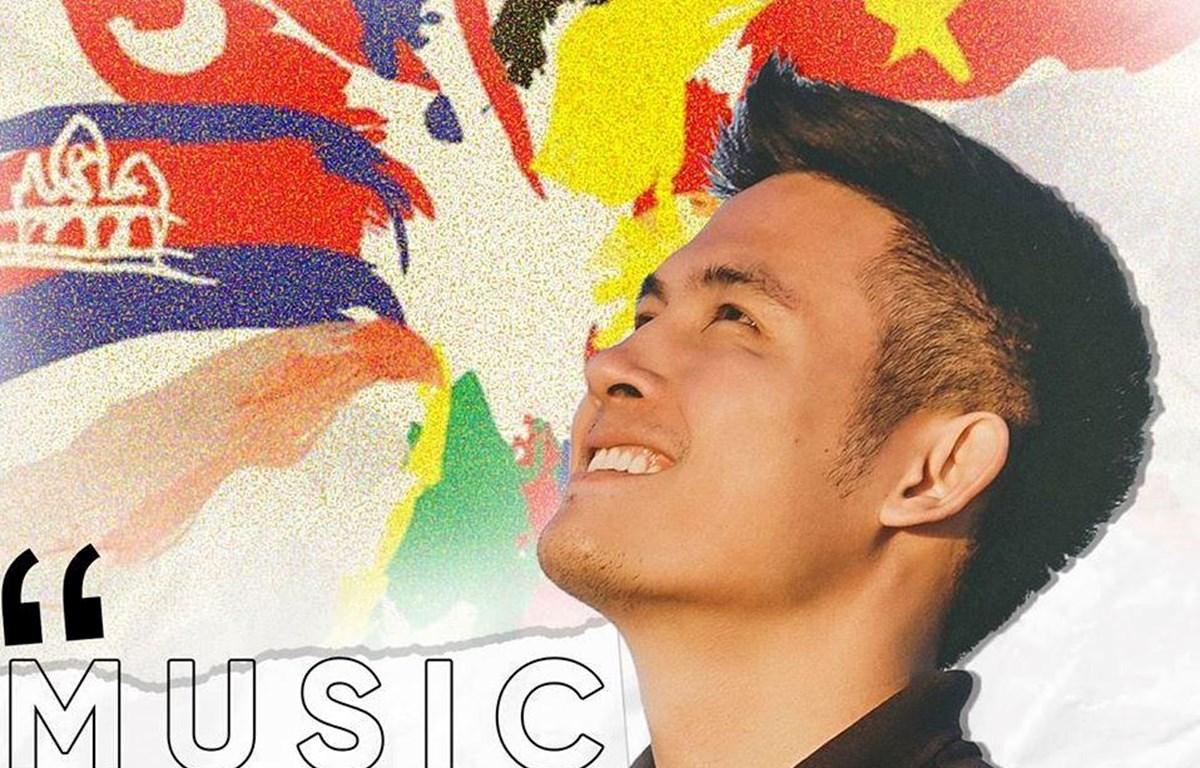 Vlogger Hoàng Minh Tuấn. (Ảnh: BTC)