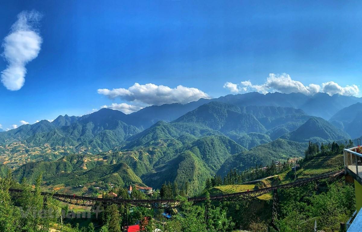 Mùa Hè Sapa 2020': Trải nghiệm khác về xứ sương mù Lào Cai   Du lịch    Vietnam+ (VietnamPlus)