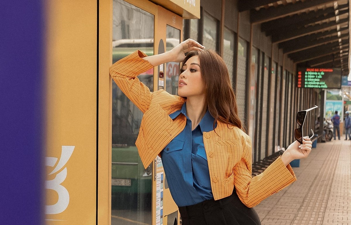Với quyết định dời lịch sang quý I năm 2021 của Miss Universe, đại diện Việt Nam Nguyễn Trần Khánh Vân sẽ có nhiều thời gian hơn để chuẩn bị. (Ảnh: CTV)
