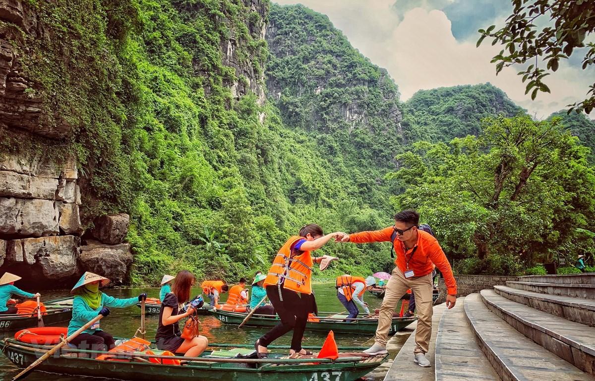 Liệu tới cuối năm du lịch Việt có thể sôi động trở lại? (Ảnh minh họa: Mai Mai/Vietnam+)