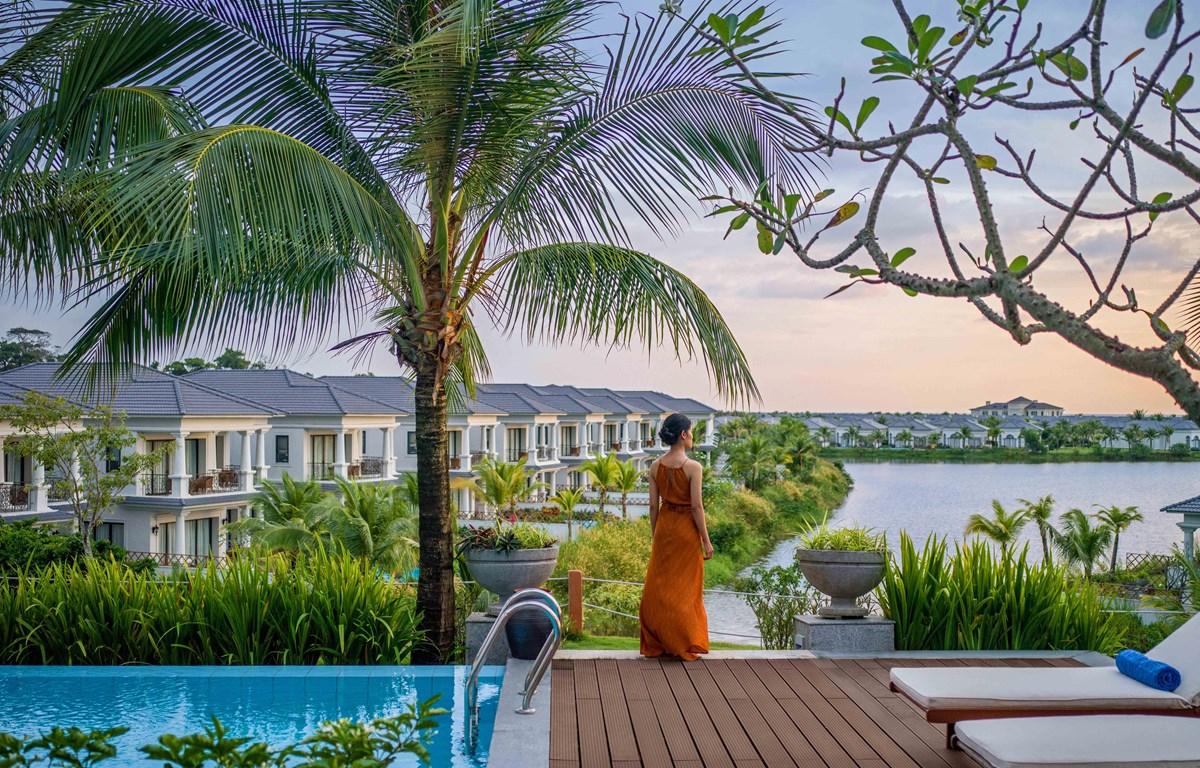 Ngành khách sạn Việt vừa trải qua giai đoạn 'đóng băng' chưa từng có trong lịch sử. (Ảnh: CTV/Vietnam+)