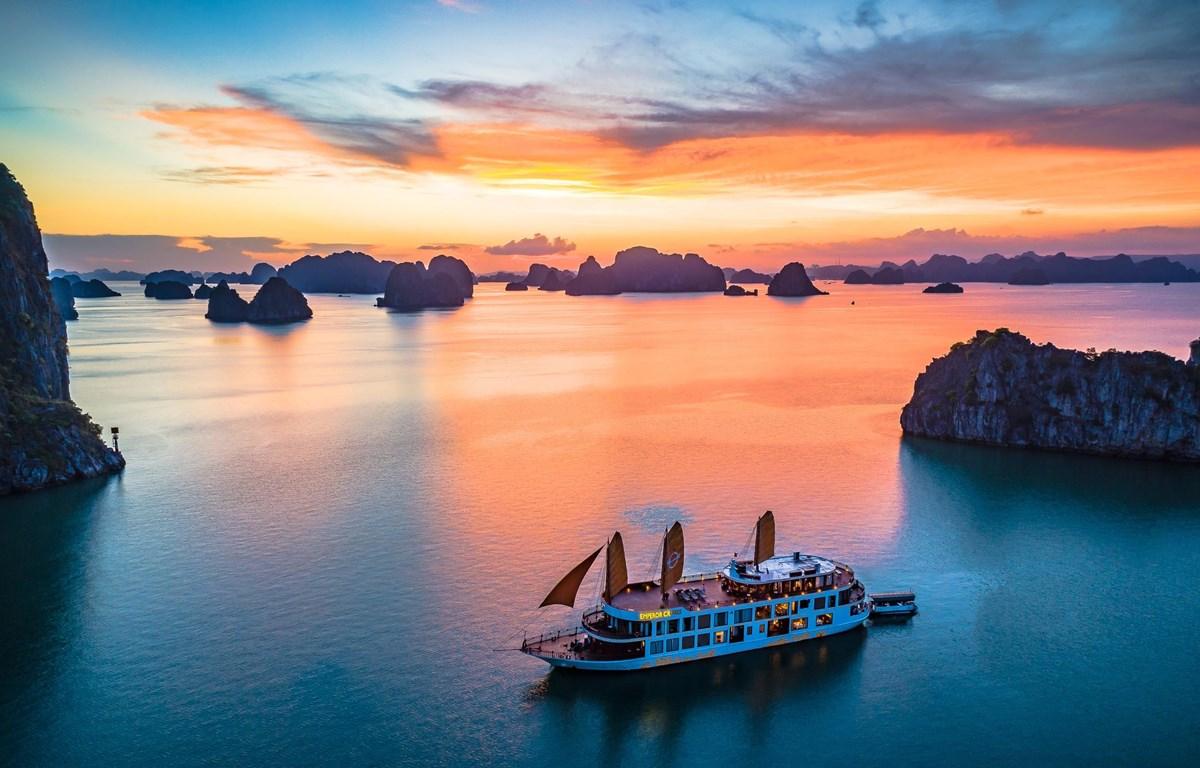 """Du lịch Việt đang thoi thóp chờ cơ hội """"hồi sinh."""" (Ảnh minh họa: CTV/Vietnam+)"""