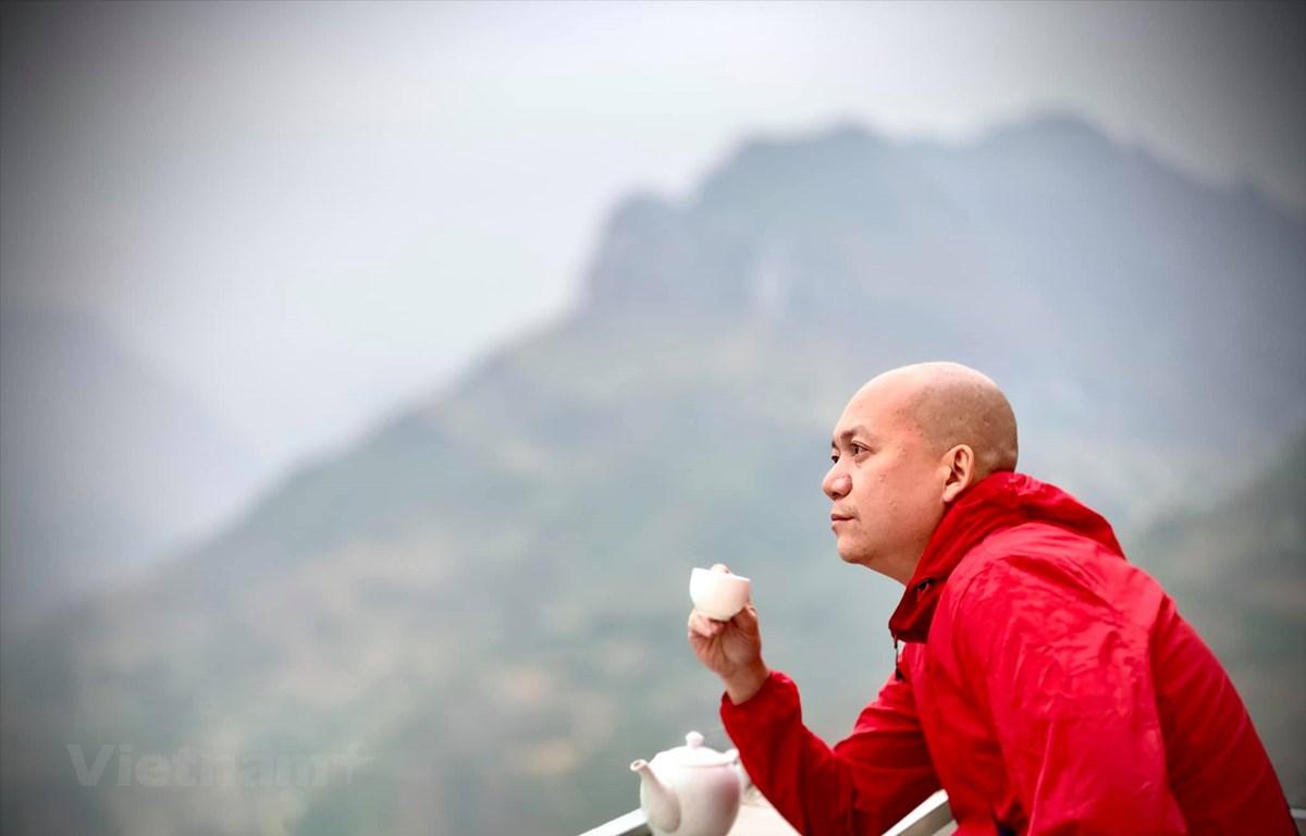 """Những nhân sự trong ngành du lịch như N.T.Trung đã và đang phải trải qua 4 """"mùa COVID"""" đầy bão tố. (Ảnh: NVCC)"""