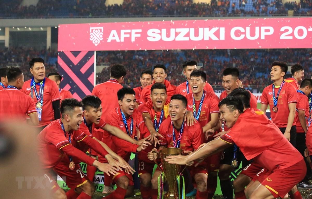 AFF Cup 2020 nhiều khả năng diễn ra vào trung tuần tháng 4 năm 2021. (Ảnh: TTXVN)