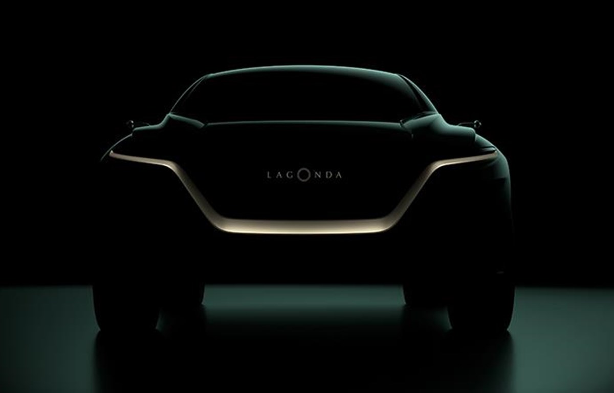 Một mẫu xe điện cao cấp của Aston Martin. (Nguồn: Designboom)