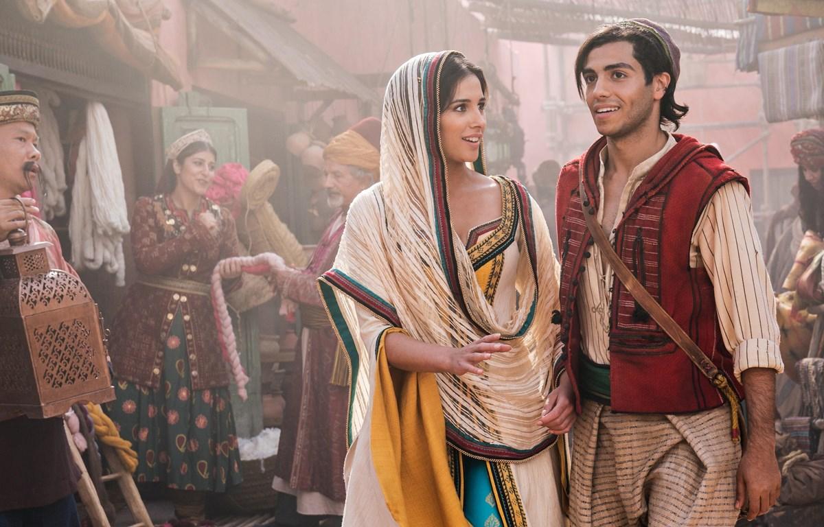 """""""Aladdin"""" phiên bản người đóng năm 2019 mang tới những giây phút giải trí tốt hơn những gì trailer bộ phim thể hiện."""