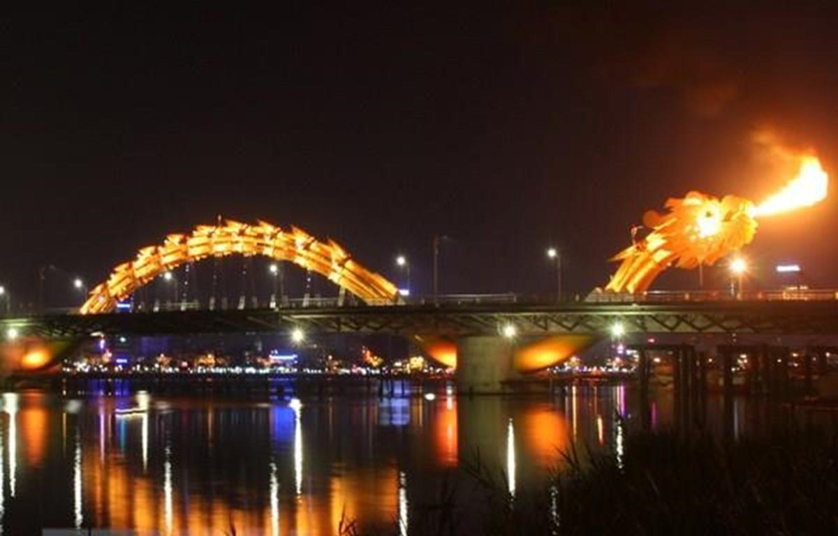 Cầu Thuận Phước ở Đà Nẵng. (Ảnh: Trần Lê Lâm/TTXVN)