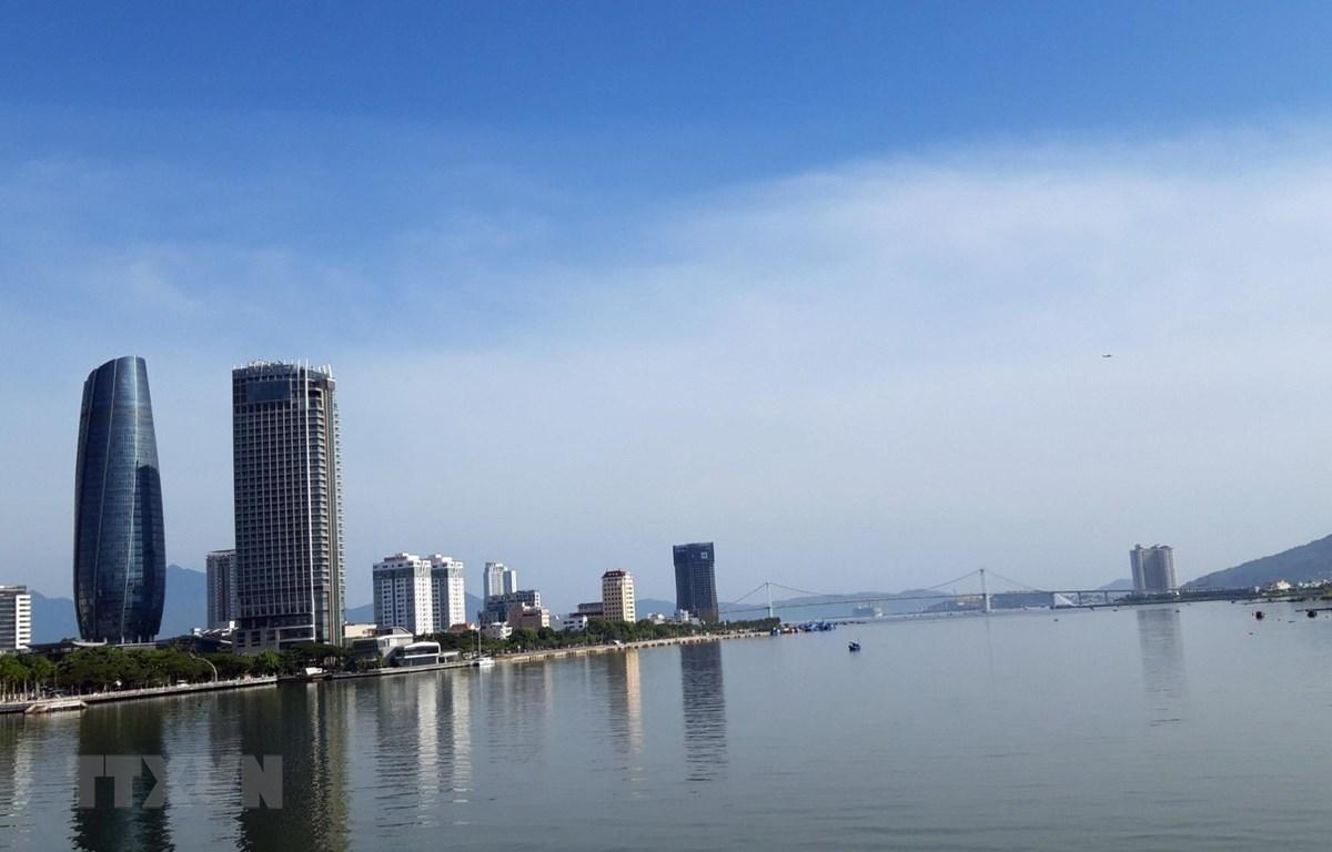 Một góc thành phố Đà Nẵng. (Ảnh: Nguyễn Sơn/TTXVN)