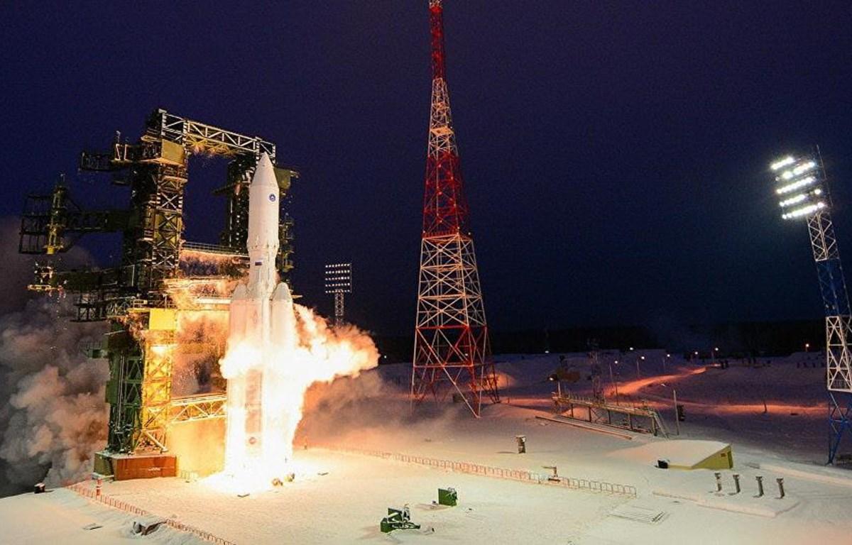 Một vụ phóng tên lửa Nga. (Nguồn: sputniknews.com)