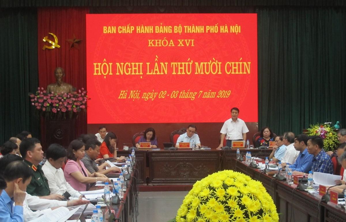 (Ảnh: Nguyễn Thắng/TTXVN)