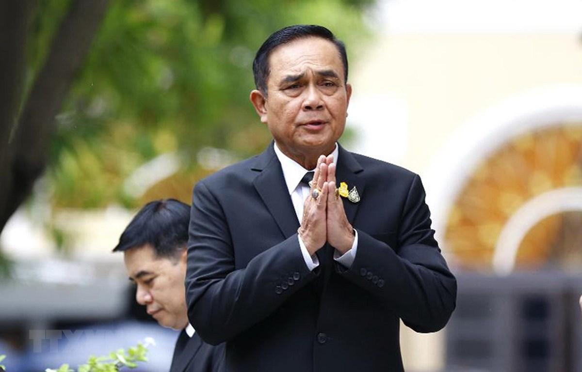 Thủ tướng Thái Lan Prayut Chan-o-cha. (Ảnh: THX/TTXVN)