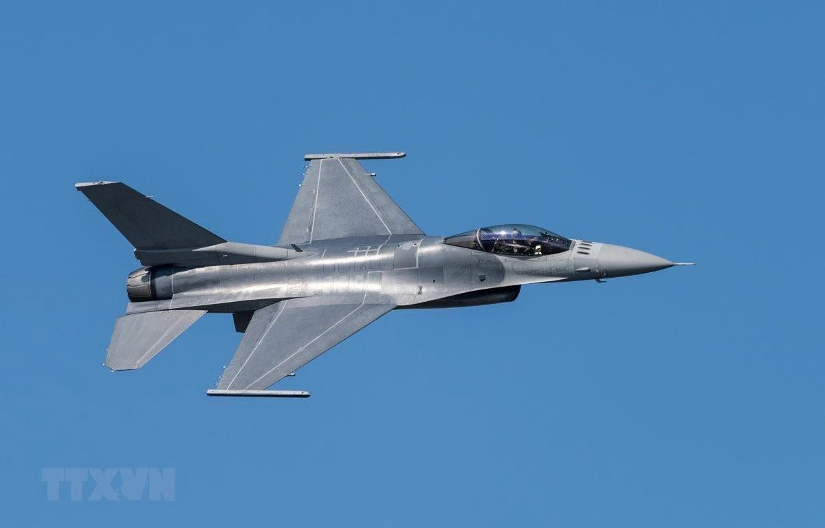 Máy bay chiến đấu F-16 của Mỹ. (Ảnh: NY Post/TTXVN)