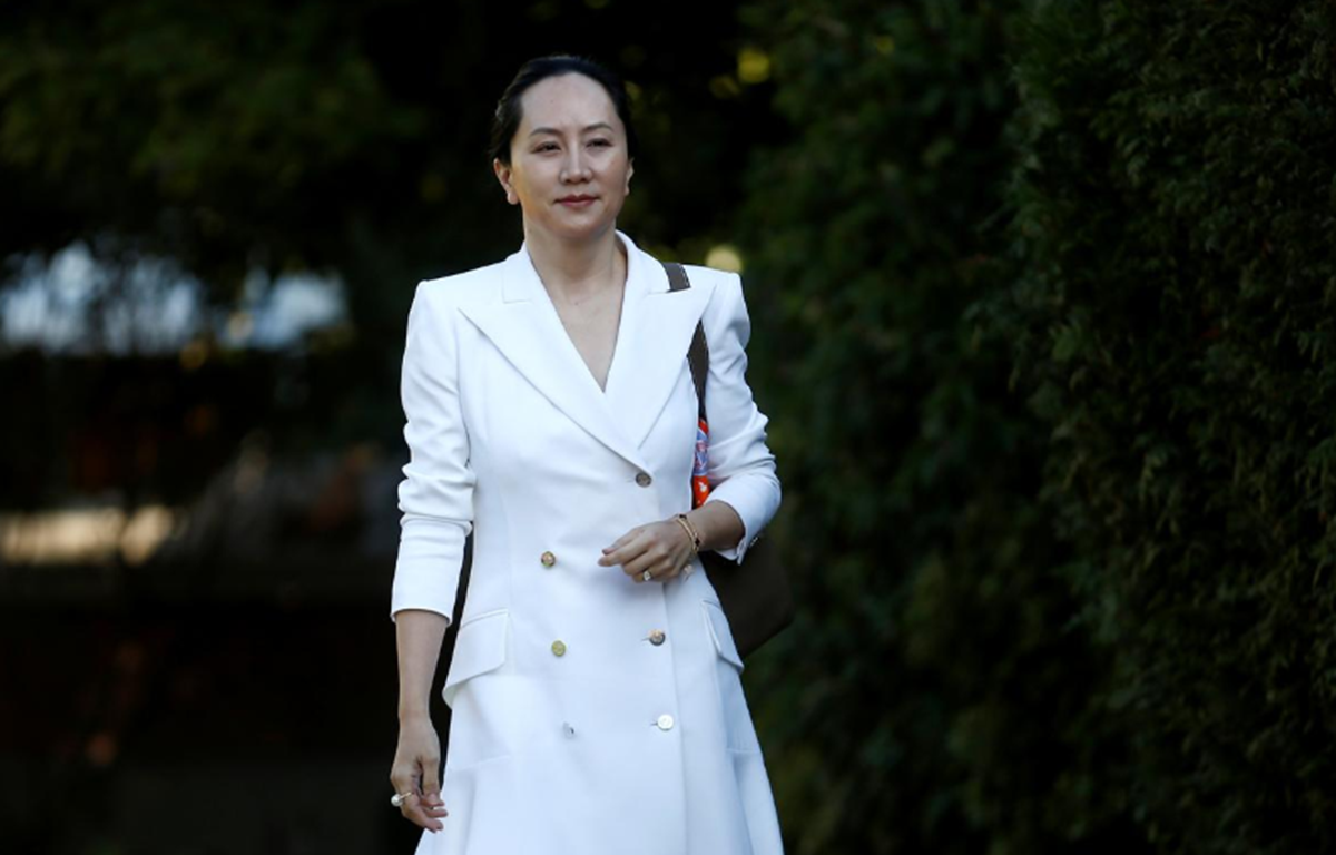 Bà Mạnh Vãn Châu. (Nguồn: Reuters)