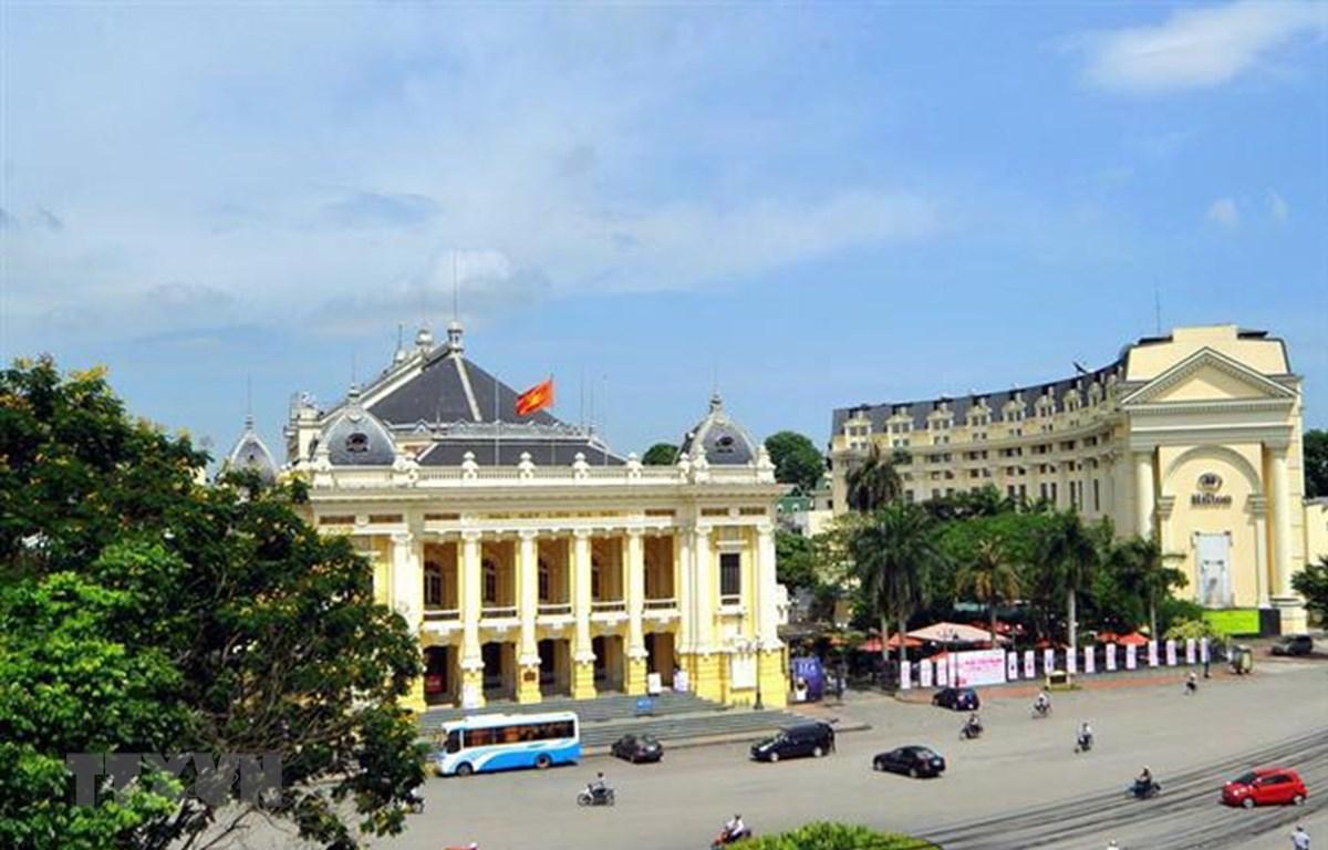 [Video] Sáu công trình kiến trúc tiêu biểu của thủ đô Hà Nội