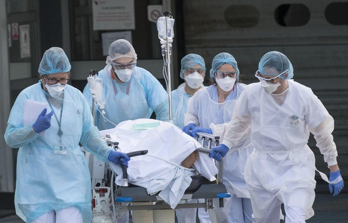 Kết quả hình ảnh cho Quốc hội Pháp phê chuẩn dự luật y tế khẩn cấp chống dịch COVID-19