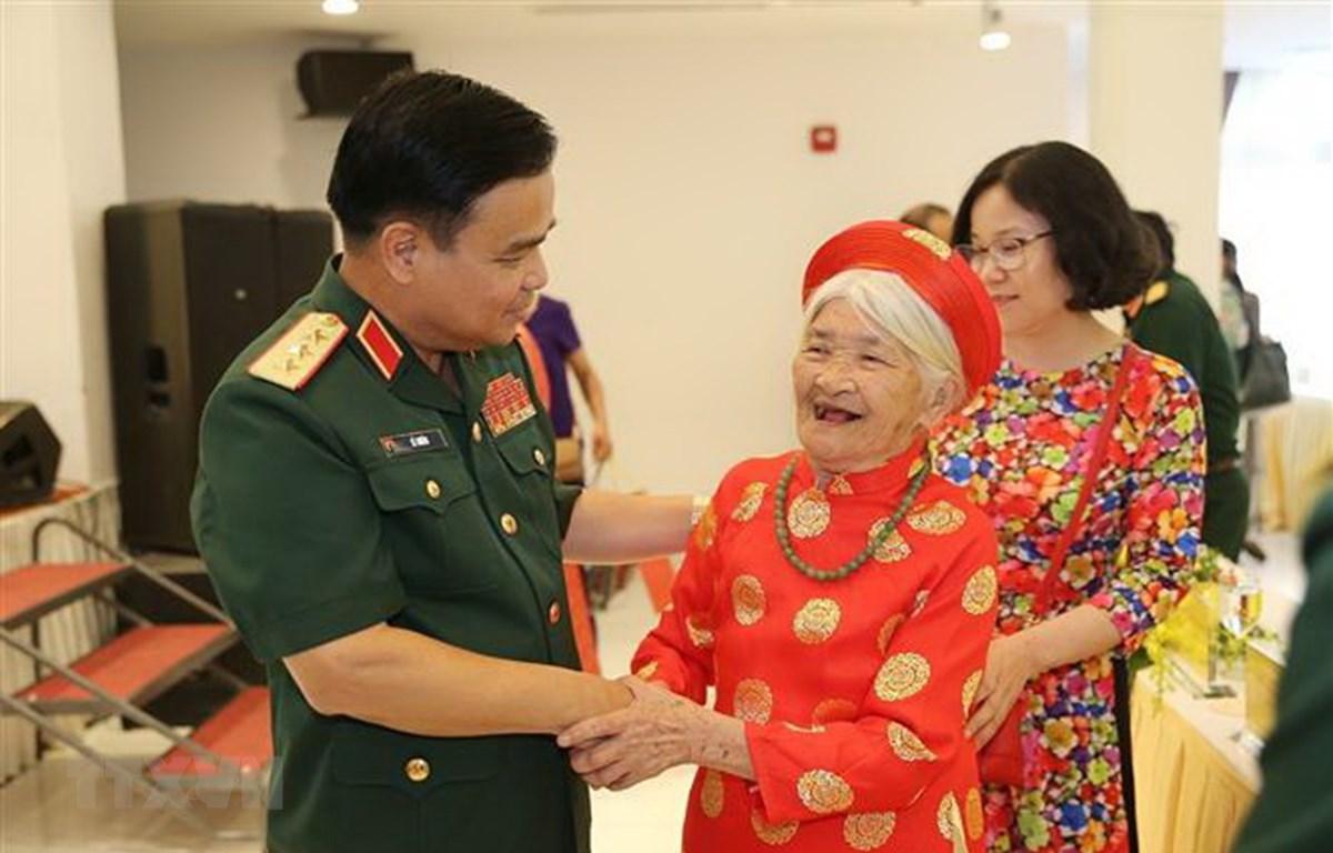 (Ảnh: Dương Giang/TTXVN)