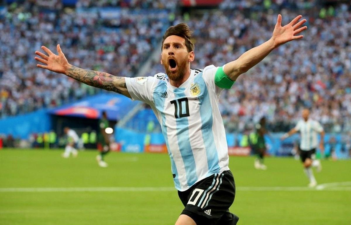 Lionel Messi. (Nguồn: nytimes.com)