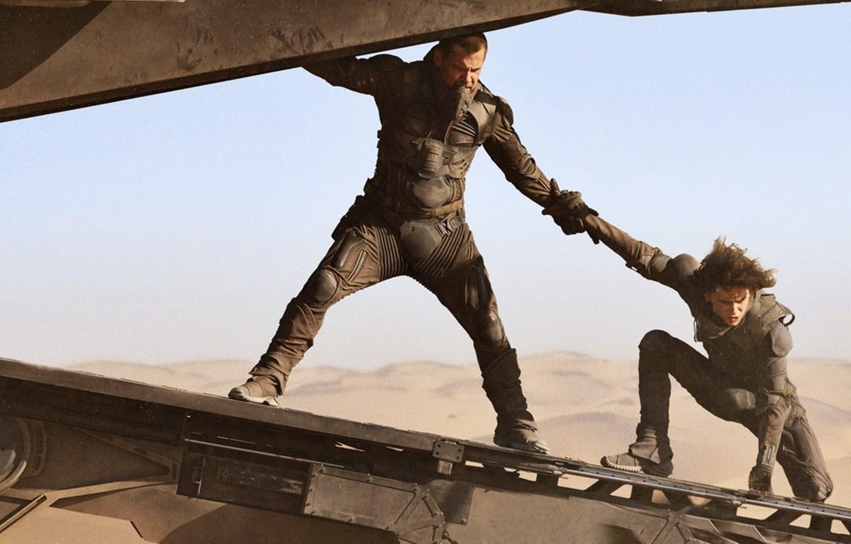 Một cảnh trong Dune (Nguồn: Warner Bros)