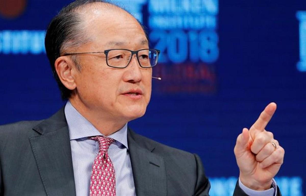 Chủ tịch Ngân hàng Thế giới (WB) Jim Yong Kim. (Nguồn: Reuters)