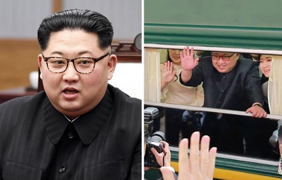 Nhà lãnh đạo Triều Tiên. (Nguồn: Daily Star)