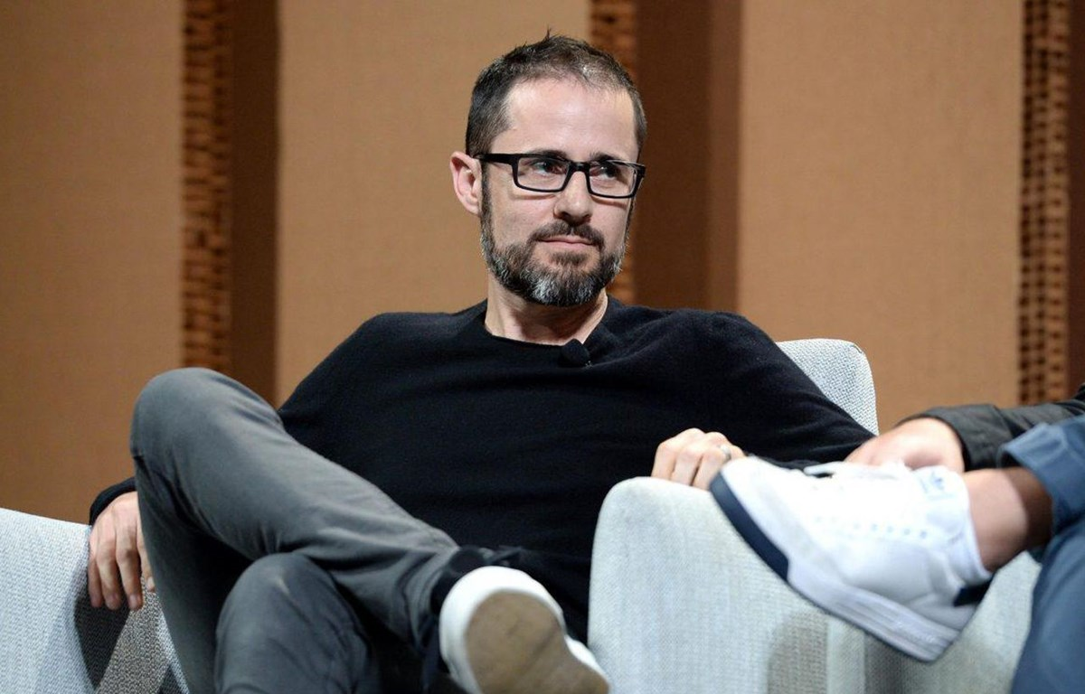 Đồng sáng lập mạng xã hội Twiiter, Evan Williams. (Nguồn: Getty Images)