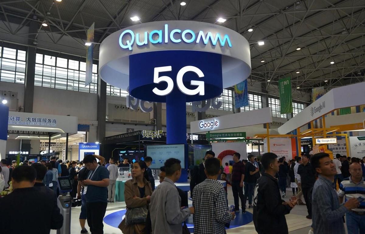 Các chip mạng 5G mới của Qualcomm được kỳ vọng sẽ khởi động cuộc đua 5G vào năm 2020. (Nguồn: Reuters)