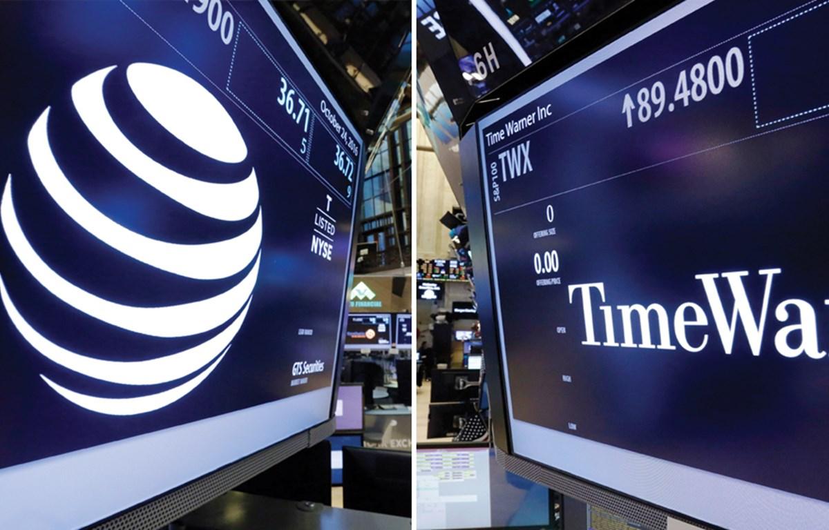 Phán quyết của Tòa phúc thẩm Mỹ được coi là hành động gỡ bỏ rào cản pháp lý cuối cùng cho thương vụ sáp nhập giữa hai hãng khổng lồ AT&T và Time Warner. (Nguồn: Shutterstock).