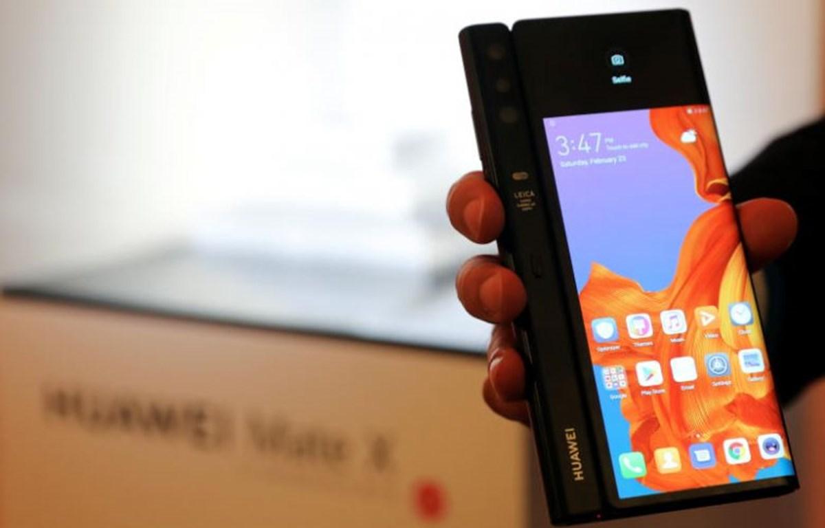 Huawei Mate X. (Nguồn: Reuters)