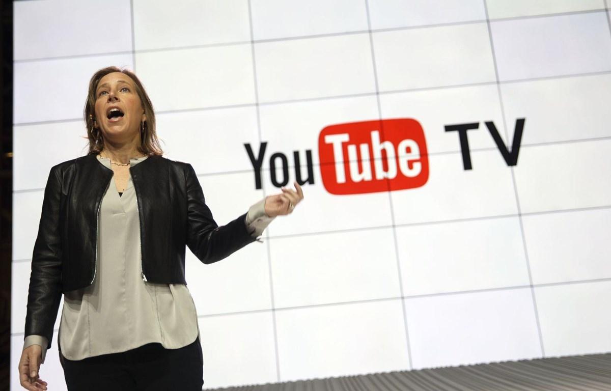 Giám đốc điều hành YouTube Susan Wojcicki. (Nguồn: Getty Images)