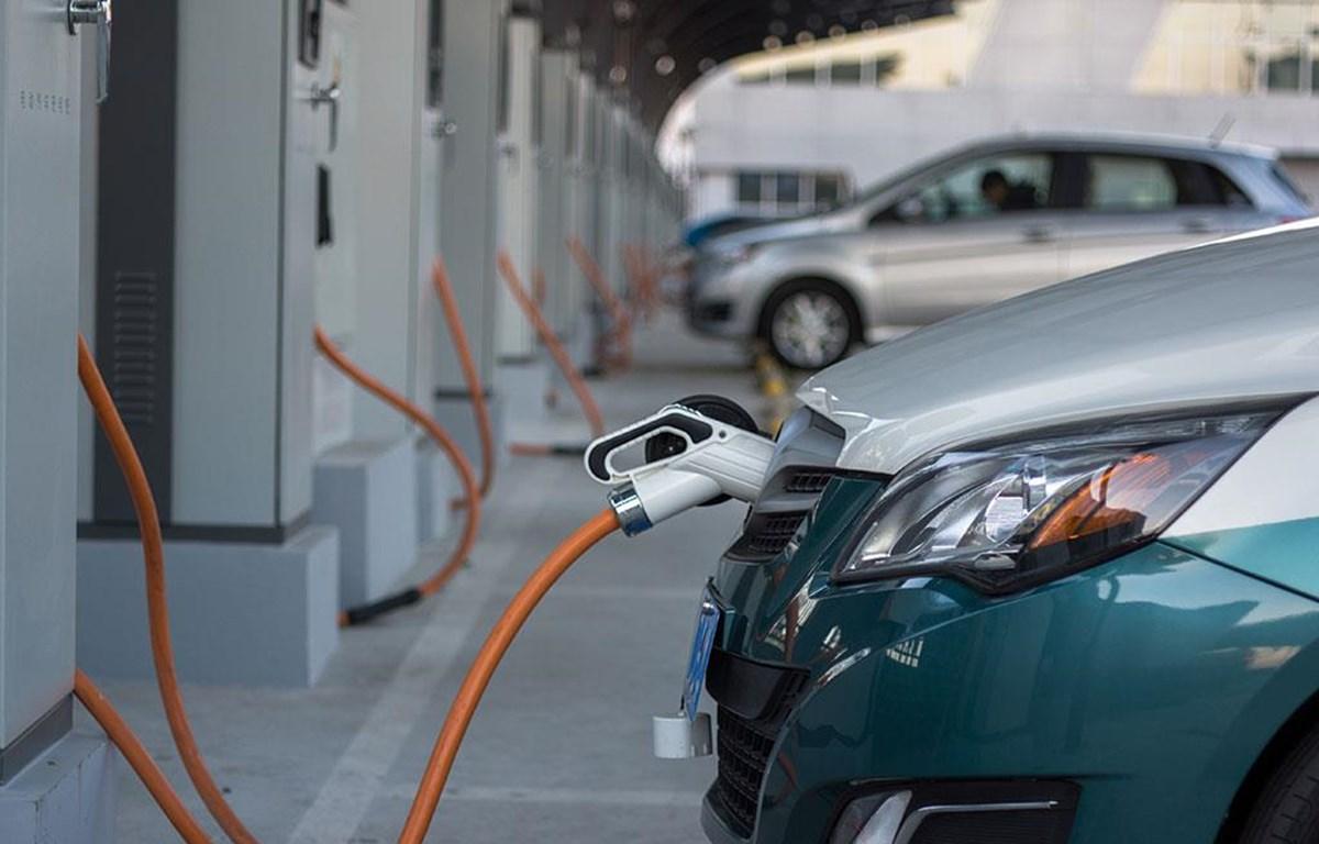 Trung Quốc có thể sản xuất ôtô điện đẳng cấp thế giới nhờ sự tham gia của các doanh nghiệp công nghệ hàng đầu nước này. (Nguồn: The New Economy)