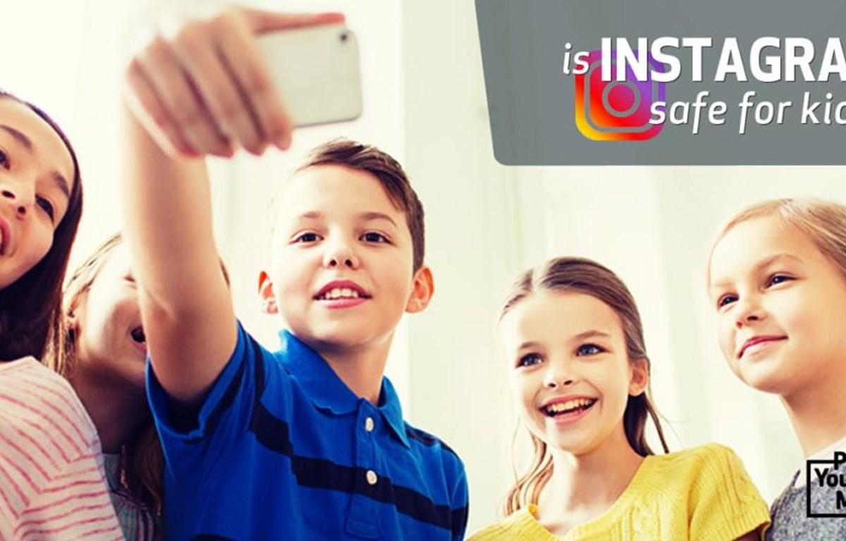 Hai nội dung rủi ro cao nhất đối với người dùng Instagram, trong đó đặc biệt là trẻ em và thanh thiếu niên, là khiêu dâm và bắt nạt. (Nguồn: Protect Young Minds)