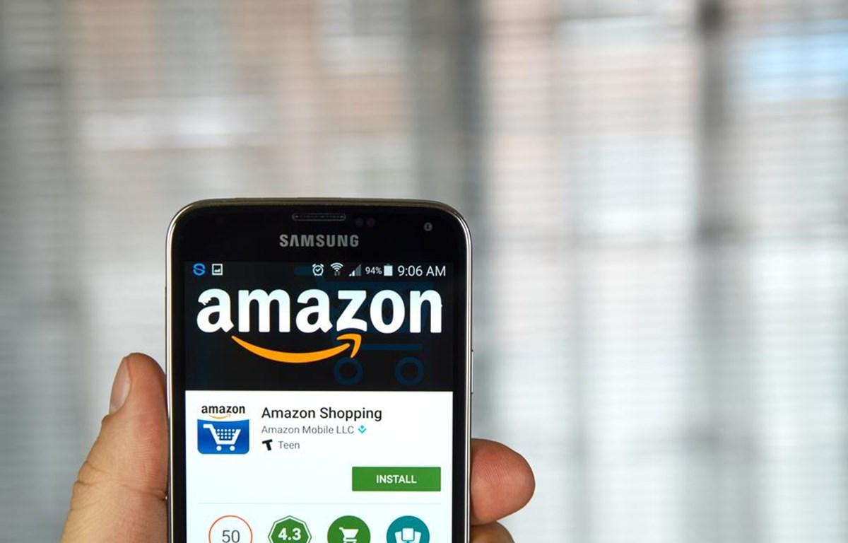 Doanh nghiệp vừa và nhỏ Việt Nam sẽ có cơ hội tiếp cận với thị trường thế giới qua Amazon. (Nguồn: AP)