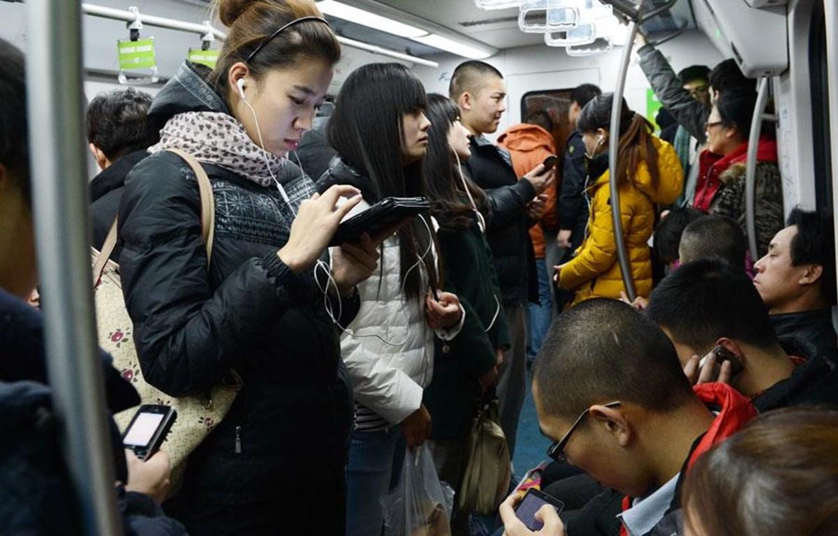 Hồ sơ tin nhắn bị rò rỉ còn chứa thông tin nhận dạng cá nhân của công dân Trung Quốc, ảnh, địa chỉ, dữ liệu vị trí GPS và thông tin về loại thiết bị đang được sử dụng. (Nguồn: thebeijinger.com)