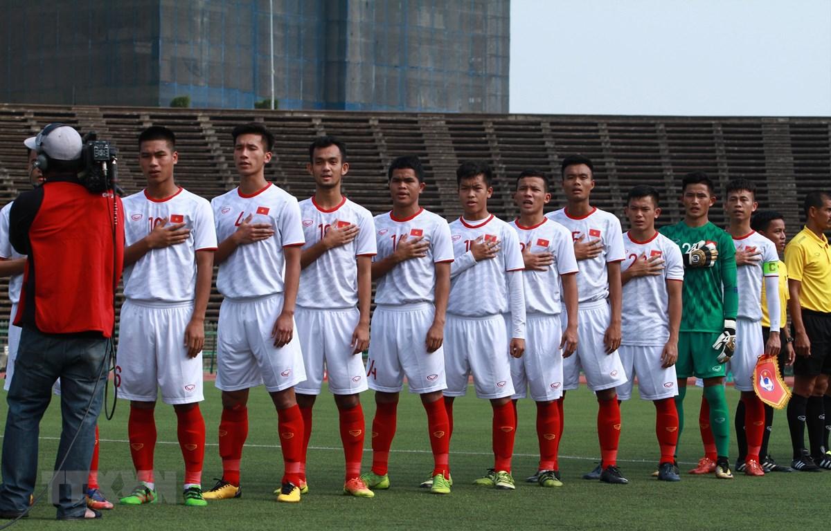 Có tới 13 cầu thủ trong đội hình U22 Việt Nam dự giải U22 Đông Nam
