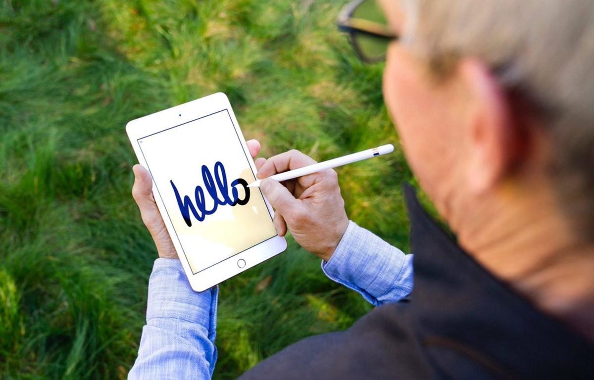 Mẫu iPad mini mới. (Nguồn: Apple)