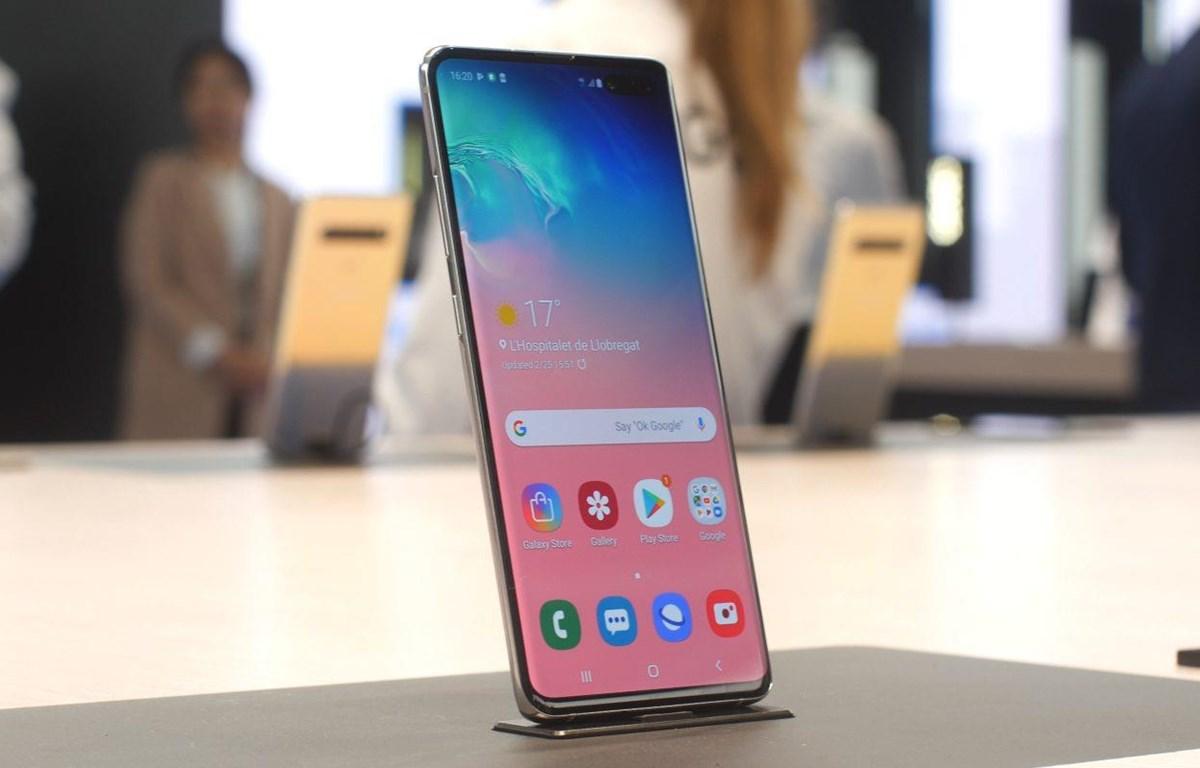 Điện thoại Samsung Galaxy S10. (Nguồn: 9to5google.com)