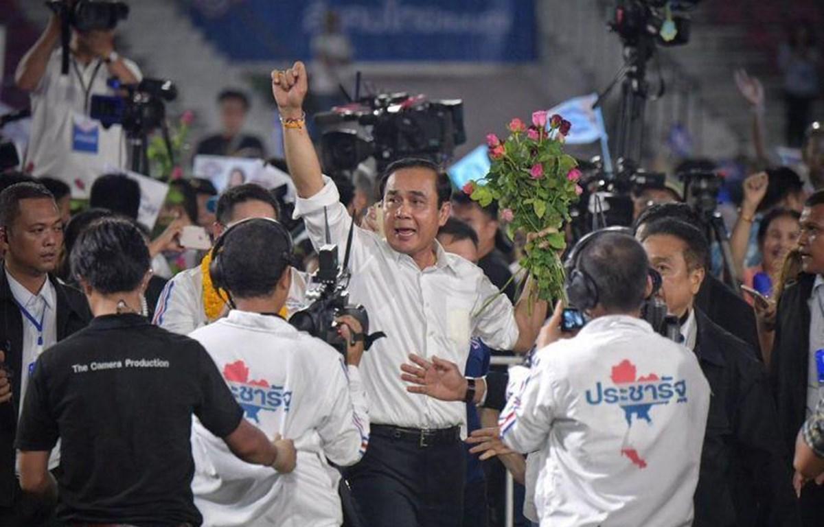 Thủ tướng Thái Lan Prayut Chan-o-cha. (Nguồn: straitstimes)