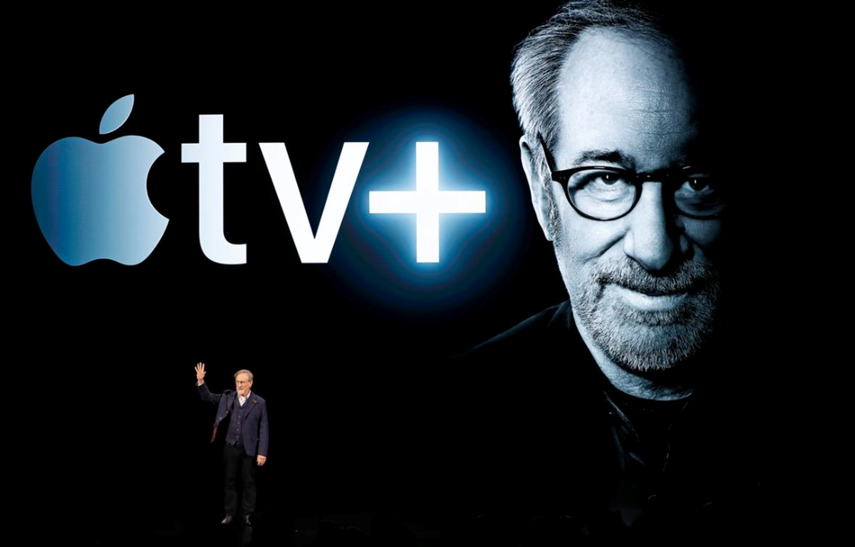 Dịch vụ Apple TV+ ra mắt. (Nguồn: Reuters)