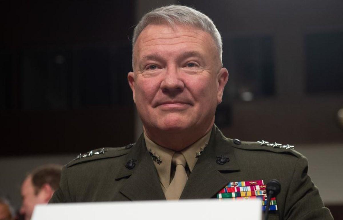 Tướng Frank McKenzie. (Nguồn: AFP)