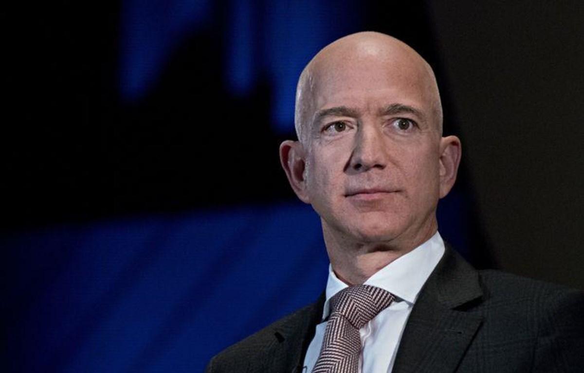 Tỷ phú, giám đốc điều hành Amazon Jeff Bezos. (Nguồn: Getty Images)