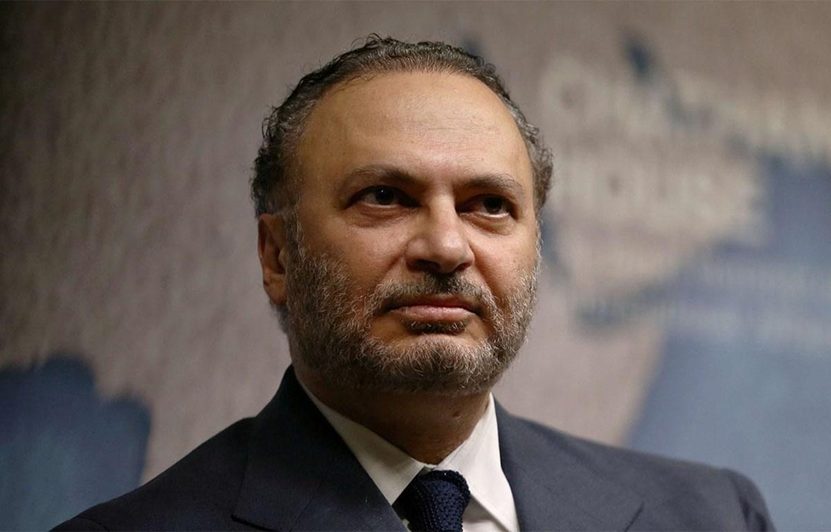 Ngoại trưởng Các tiểu vương quốc Arab thống nhất (UAE) Anwar Gargash. (Nguồn: Getty Images)