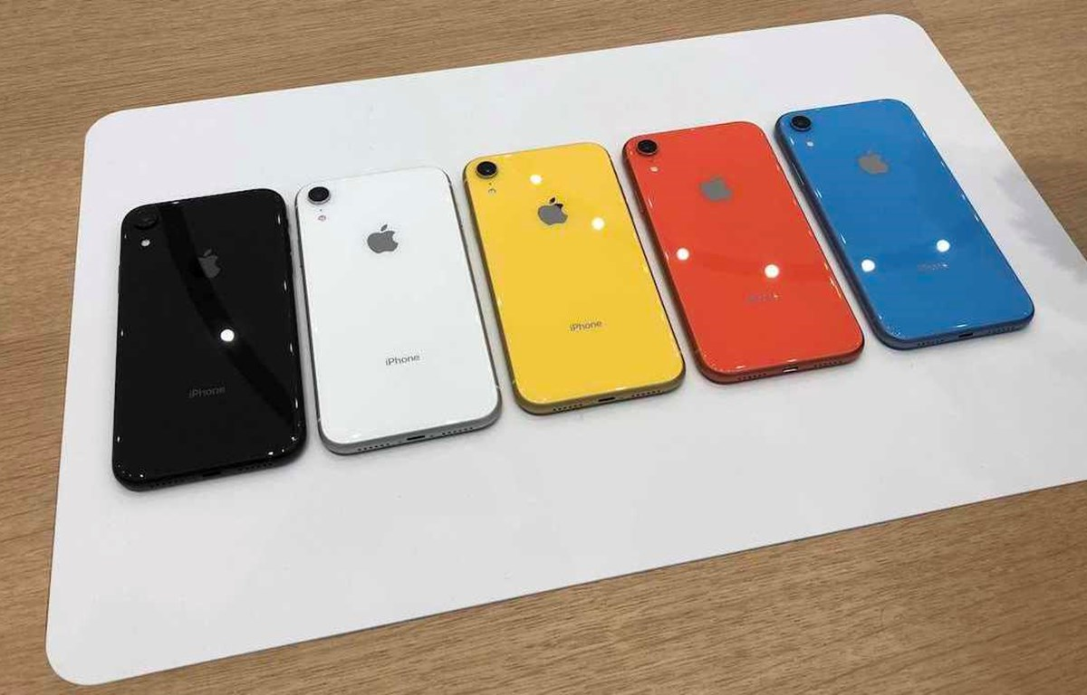 Các mẫu iPhone XR. (Nguồn: macrumors.com)