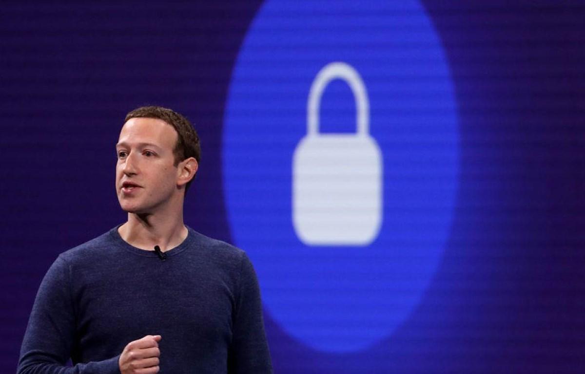 Giám đốc điều hành Facebook Mark Zuckerberg. (Nguồn: Getty Images)