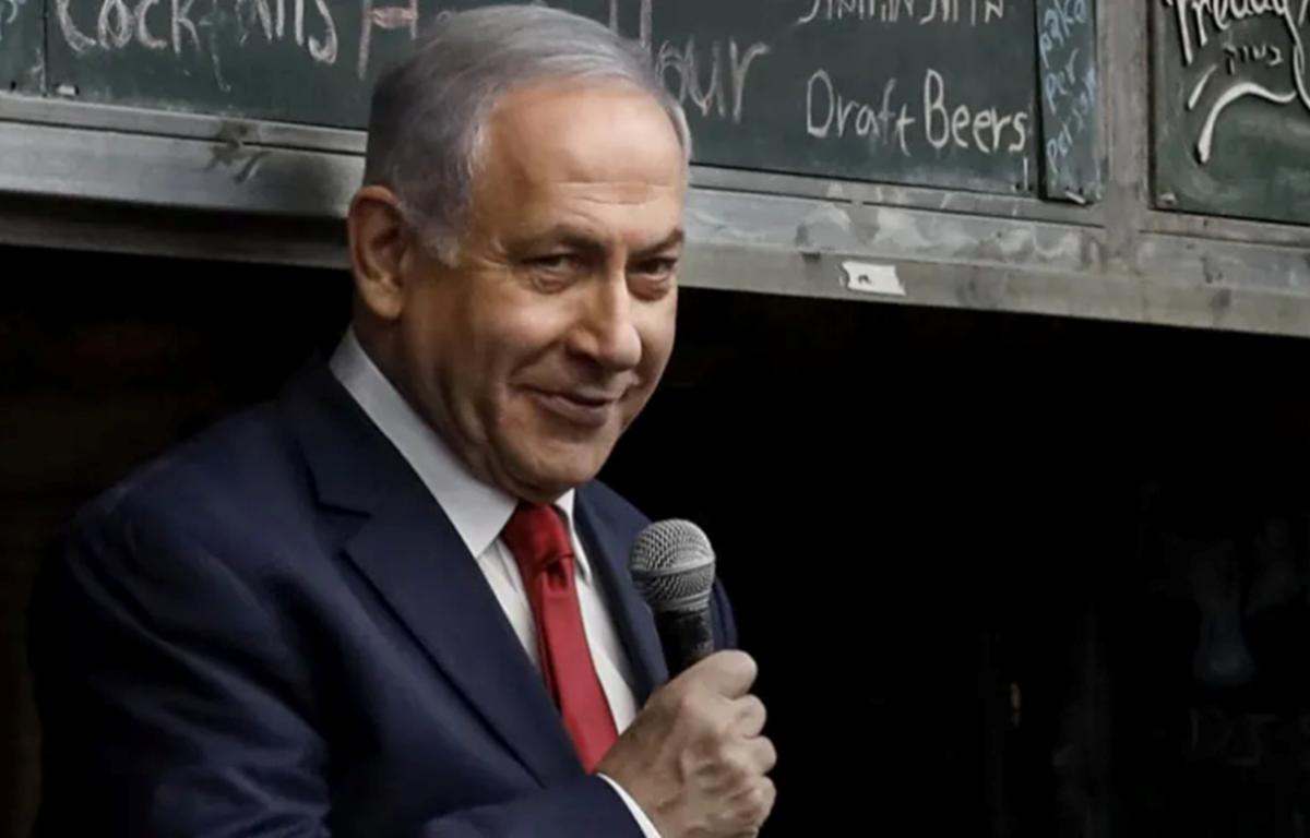 Thủ tướng Israel Benjamin Netanyahu. (Nguồn: AFP)