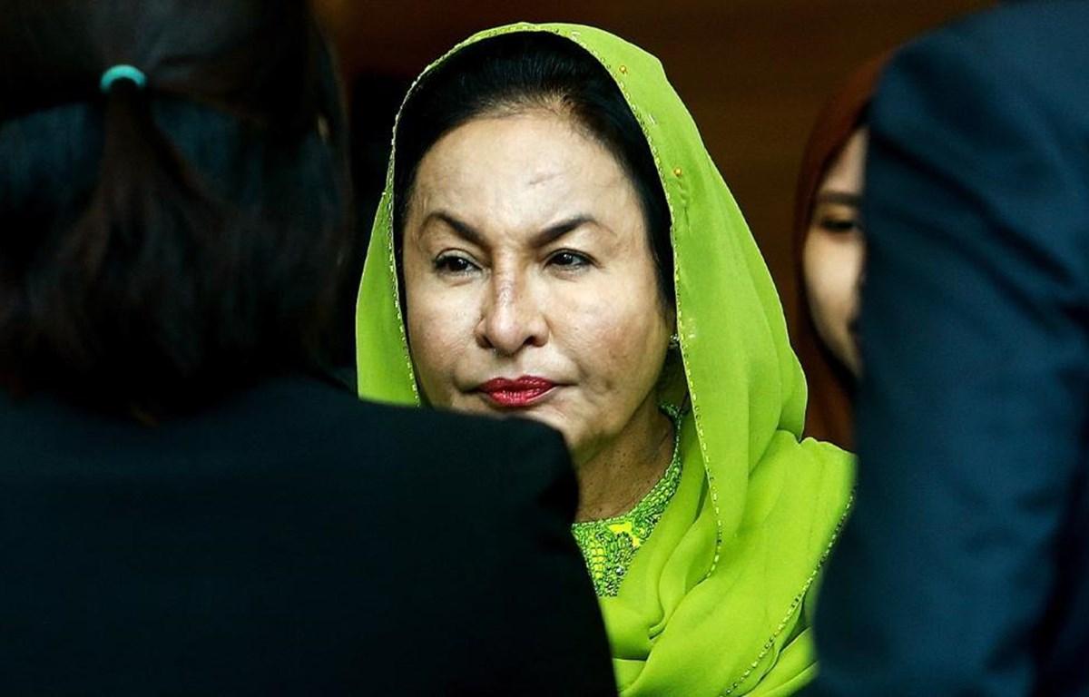 Bà Rosmah Mansor - vợ của cựu Thủ tướng Malaysia Najib Razak. (Nguồn: Getty Images)