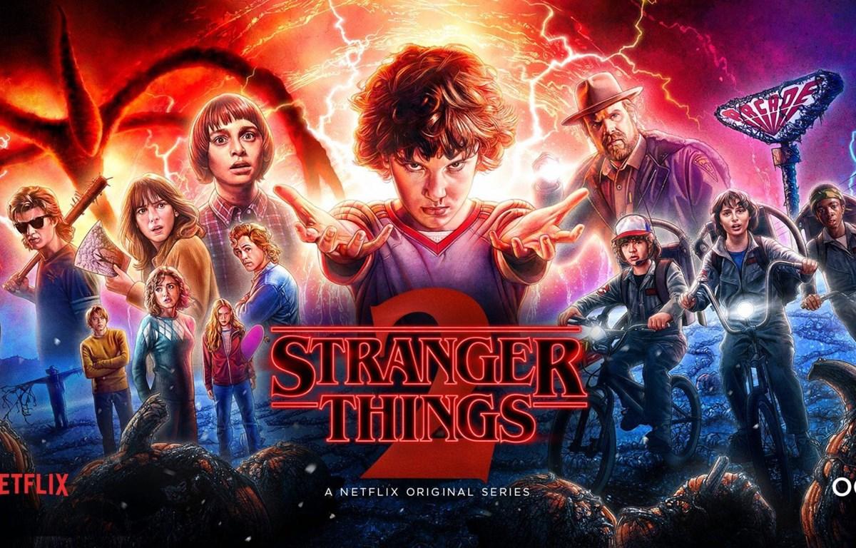 Poster phim phim truyền hình kinh dị-khoa học viễn tưởng Stranger Things. (Nguồn: slashfilm.com)
