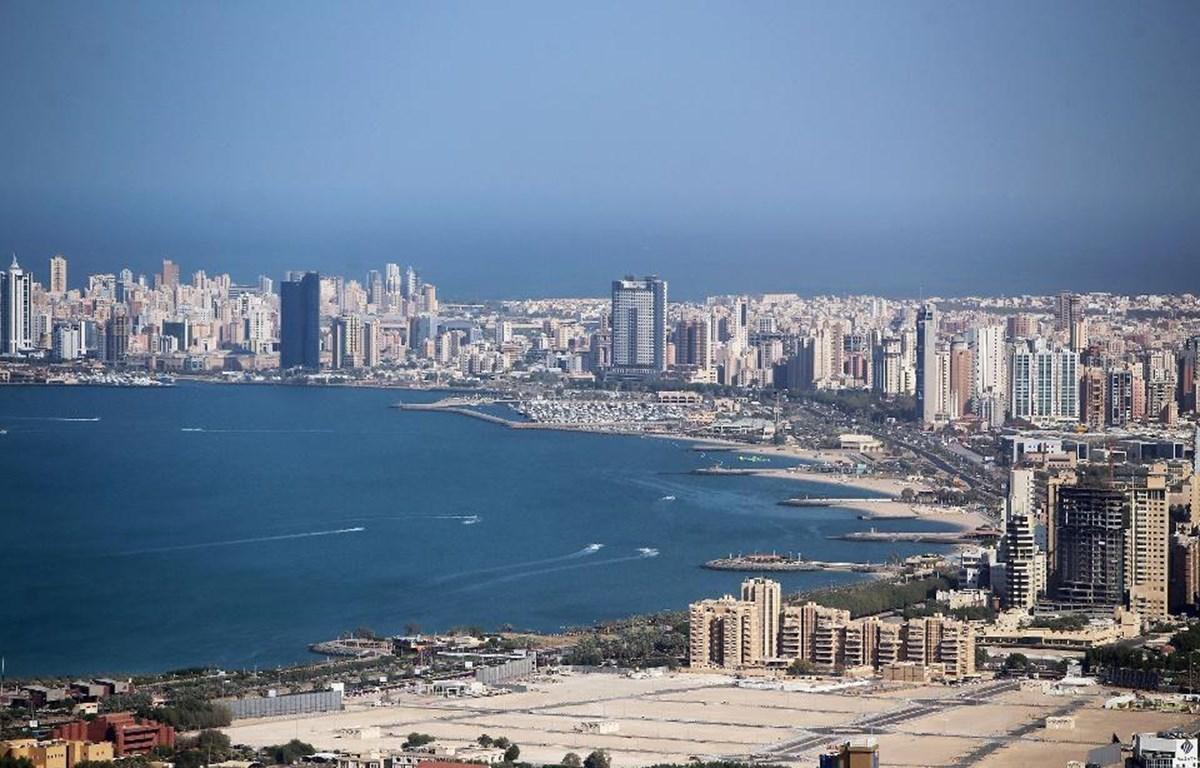Toàn cảnh thành phố Kuwait City của Kuwait. Ảnh minh họa. (Nguồn: AFP)